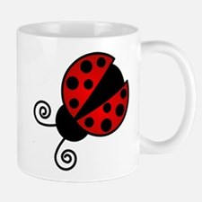 Red Ladybug 1 Mug