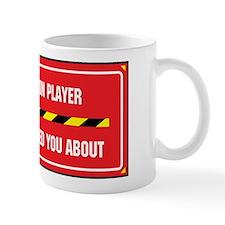 I'm the Accordion Player Mug