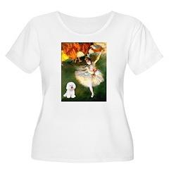 Ballet Dancer & Bichon T-Shirt