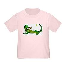 Flamin' Green Dragon T