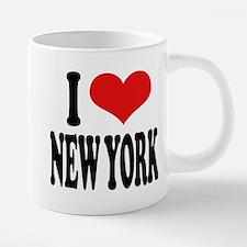 I * New York Mugs