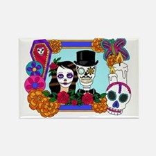 Unique All souls day Rectangle Magnet