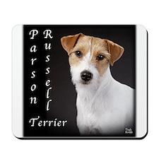 Parson Russell Terrier- JRT Mousepad
