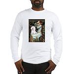 Ophelia & Bichon Long Sleeve T-Shirt