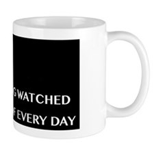 Being watched Mug