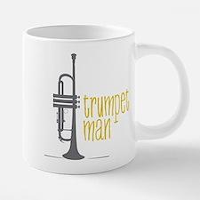 Trumpet Man Mugs
