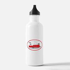 Vintage Shasta Water Bottle