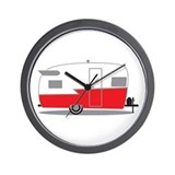 Airstream Wall Clocks
