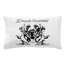 Duck Hunter Labrador Pillow Case