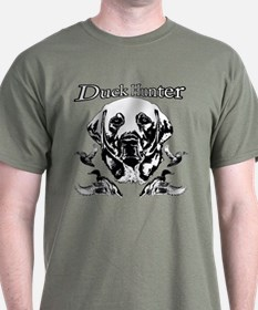 Duck Hunter Labrador T-Shirt