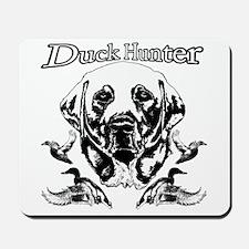 Duck Hunter Labrador Mousepad
