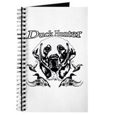 Duck Hunter Labrador Journal