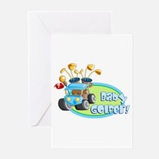 Baby Golfer! Greeting Cards (Pk of 10)