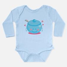 Sugar Bowl Sweet Long Sleeve Infant Bodysuit