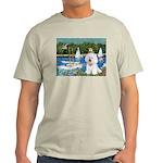 Sailboats (1) Light T-Shirt