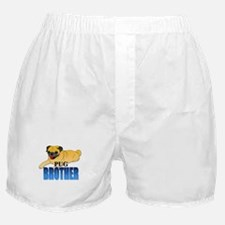 Fawn Pug Brother Boxer Shorts
