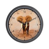 Elephant Wall Clocks