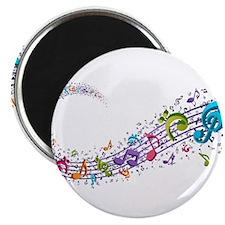 Music Stream Magnets