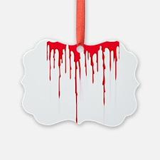 Bleeding Ornament