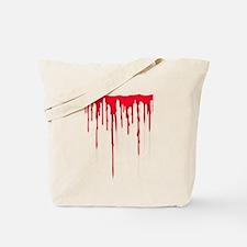 Bleeding Tote Bag
