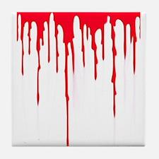 Bleeding Tile Coaster