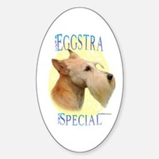 Eggstra Special Scotty Oval Decal