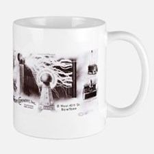 Tesla Electric Company letterhead Mugs