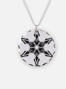 Ninja Star Necklace