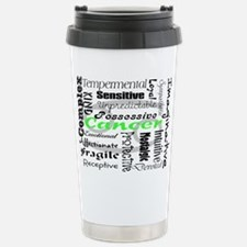 Cancer Travel Mug