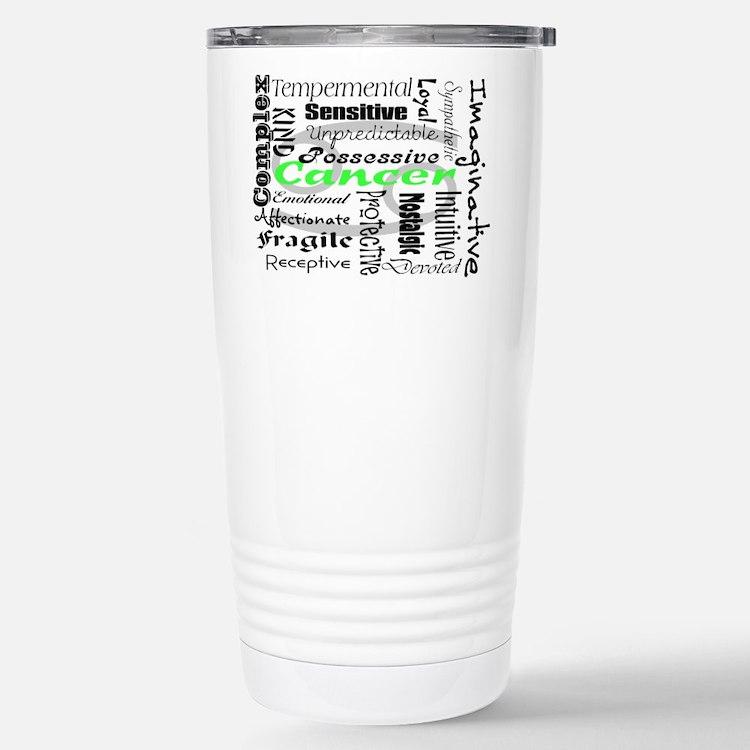 Cancer Travel Mug