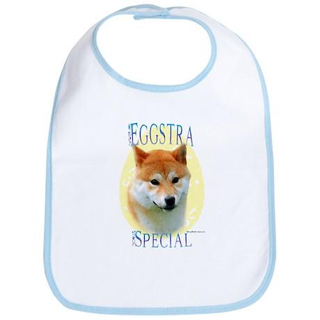 Eggstra Special Shiba Bib
