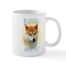 Eggstra Special Shiba Mug