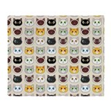 Animal cats Blankets