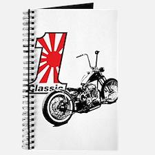 Cute Chopper Journal