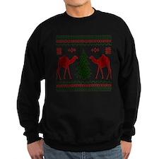 Christmas Hump Day Camel Ugly Sw Sweatshirt
