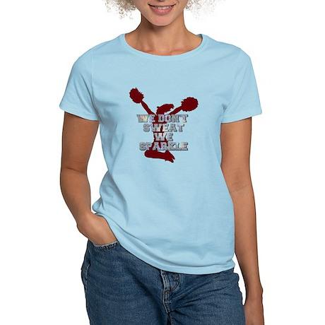 Cheerleader we sparkle T-Shirt