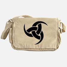 triple horn of odin Messenger Bag