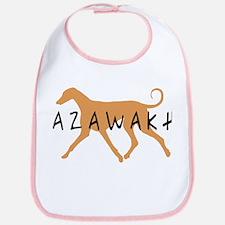 Azawakh Dog Bib