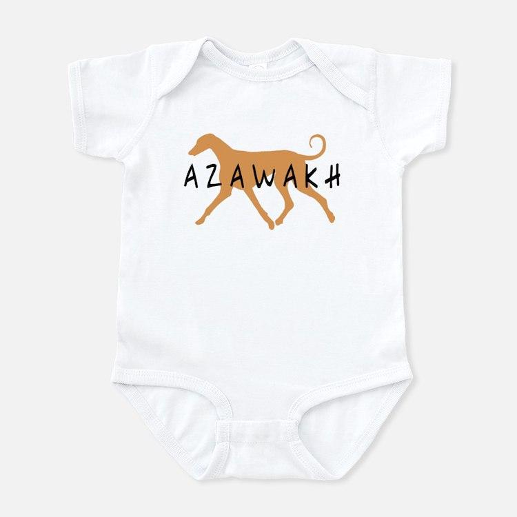 Azawakh Dog Infant Bodysuit