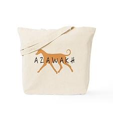 Azawakh Dog Tote Bag
