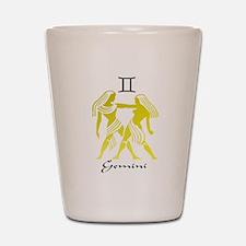 Gemini Shot Glass