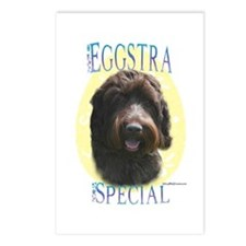 Eggstra Special Wirehaired Postcards (Package of 8