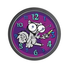 Time For Medication Wall Clock