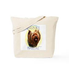 Eggstra Special Yorkie Tote Bag