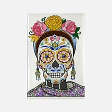 Cool All souls day Rectangle Magnet