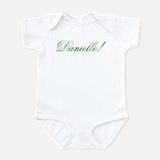 Daniellle! Design #1 Infant Bodysuit