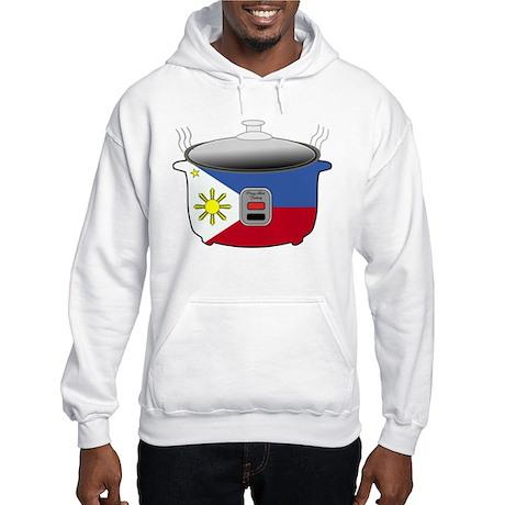 Rice Cooker Hooded Sweatshirt