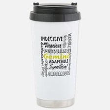 Gemini Travel Mug