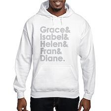 Grace Isabel Helen Fran Diane Girl Benchmark Worko