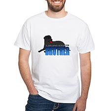 Black Labrador Retriever Brother Shirt